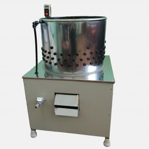 машина для снятия пера(перепела)